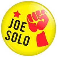 Joe Solo Badge