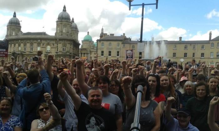 Corbyn Rally 2