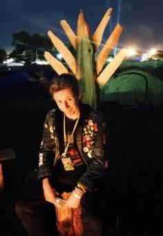 Glasto Campfire 2