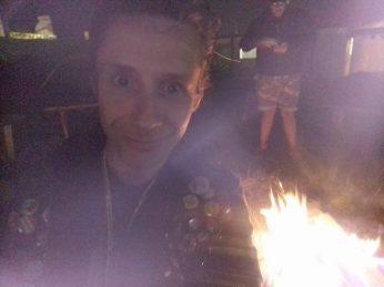 Glasto Campfire