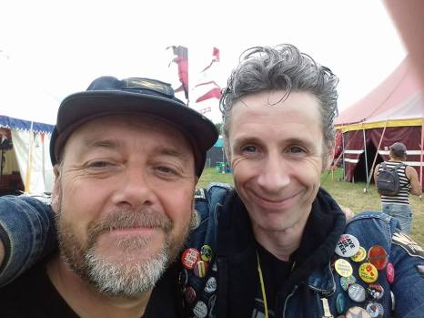 Glasto Tony & Joe