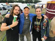 Glasto Will, Billy, Joe