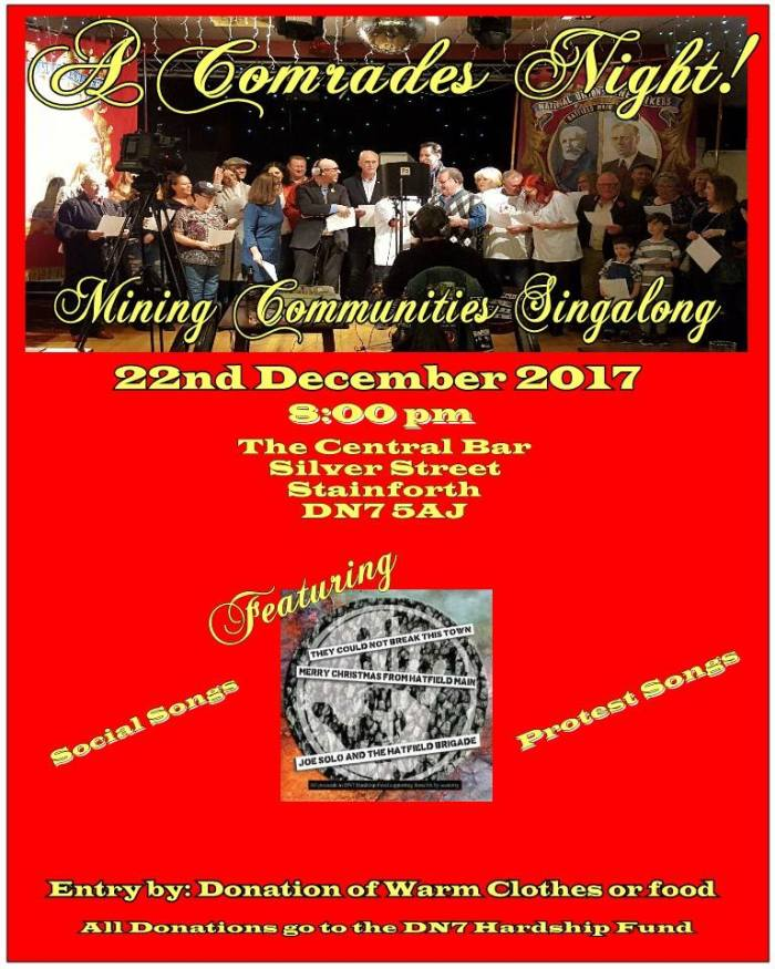 Hatfield Brigade Xmas Party 2017