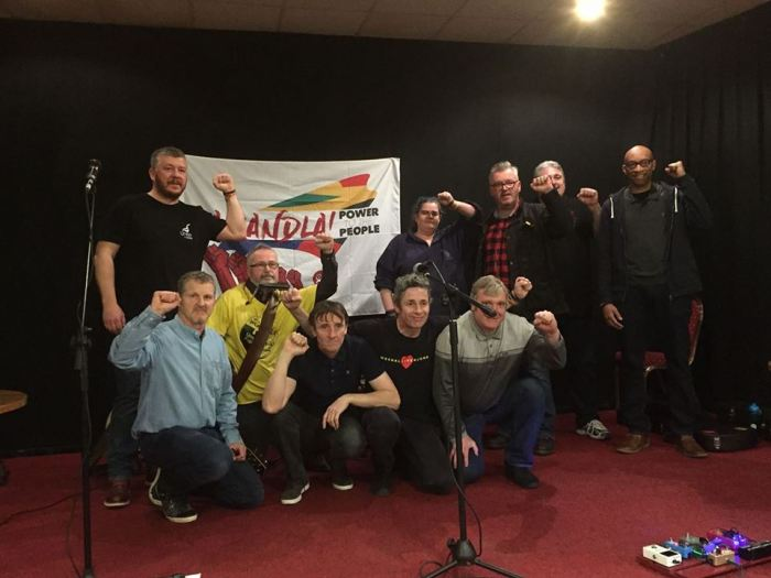 WSO Solidarity Manchester Mears Strike 2018