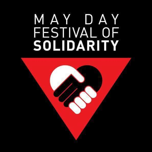May Day Logo