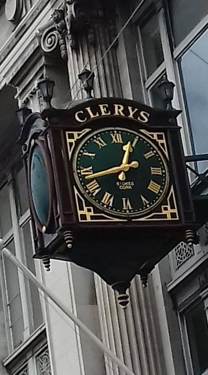 Clerys Clock