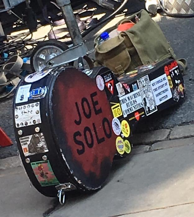 Joe Guitar WBHH2018