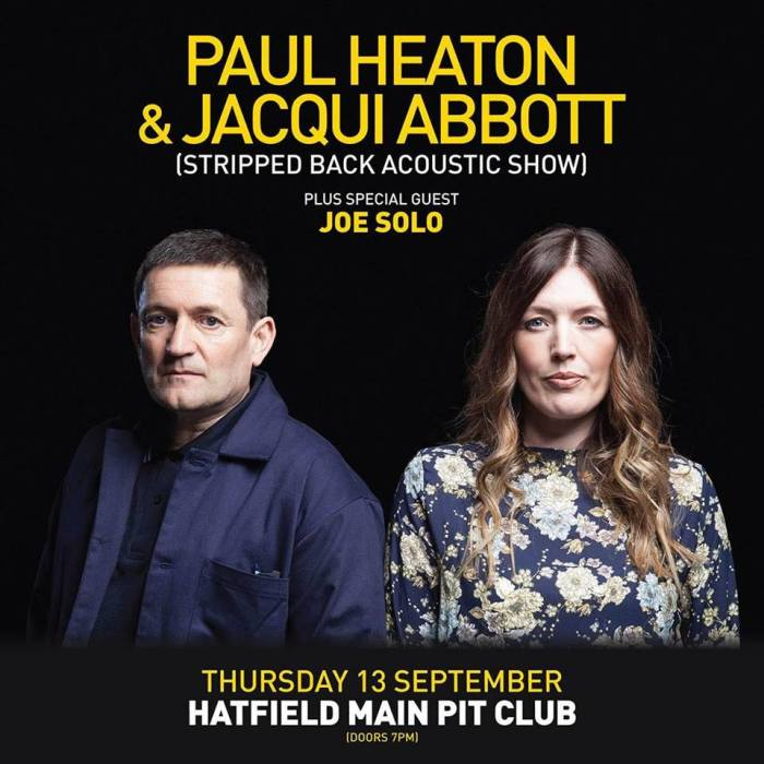 Stainforth Paul Heaton