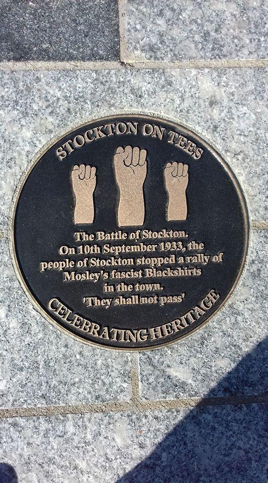 Stockton Memorial