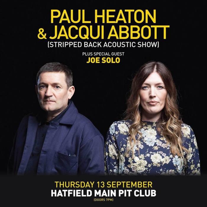 Stainforth Paul Heaton
