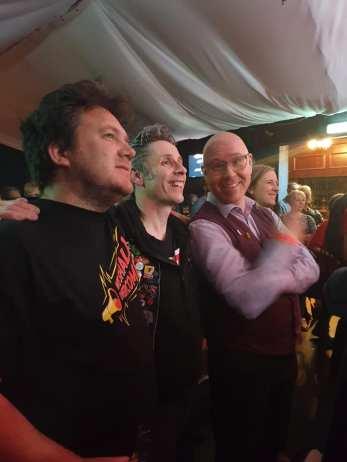 Matt, me and Pete