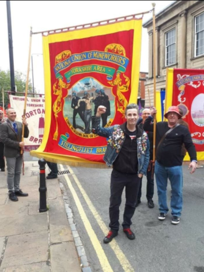 Selby Banner