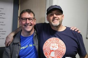Tony and Paul